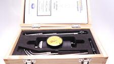 Zentriergerät, Centricator, Mittelpunktsfinder, Centering Indicator, mit Messuhr
