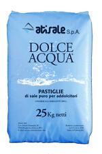 Sale Per Addolcitore In Pastiglie 25 Kg Addolcitori Scambiatori Piscine Alta Qua
