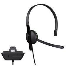 Microsoft Xbox One Chat Headset - Black (S5V-00007)
