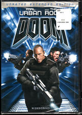 Doom Unrated Extended Edition DVD, NEW Sealed; The Rock, Karl Urban, BONUS OFFER