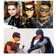 BATMAN & CATWOMAN TV-SERIES, 2 Rare DVDs. A&E Biography Documentary ADAM WEST