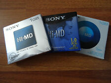 SONY 1 GB Hi-MD  für Hi-MD-Player    (HMD1GA) - NEU & OVP