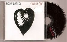 """Foo Fighters - """"One by One"""" - AS NEW"""