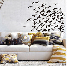 Flying Birds Wall Stickers Removable Vinyl Decal Kids Nursery Decor Art Mural