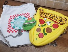 Official Licenced Teenage Muntant Ninja Turtles Pizza Bag clutch purse exclusive