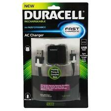 Duracell 1 Amp Wall Charger w/ Micro USB Connector - Black