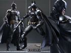 DC Comics Play Arts Kai Arkham Knight Batman Action Figure Statue 27cm No Box