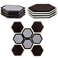 8Pcs EVA+Plastic Heavy Duty Furniture Sliders Gliders Move Pads Couch Works Pack