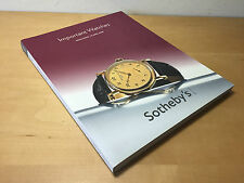 Magazine SOTHEBY'S - Important Watches - Hong Kong 10 April 2008 - English