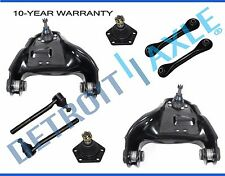 New 8pc Complete Front Suspension Kit Chevy Blazer S-10 GMC Jimmy 4X4