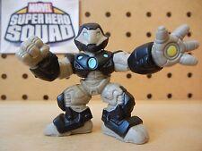 Marvel Super Hero Squad ULTIMATE WAR MACHINE from Genius of Tony Stark Pack