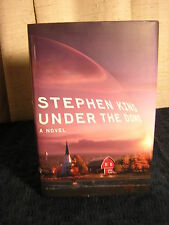 Under the Dome ~ Stephen King ~ 2009 ~ HB Book