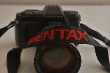 Pentax P3, analoge Kleinbildkamera, gebraucht, TOP-Zustand + Exakta 28-200 mm