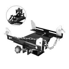 1/2 Ton Transmission Jack Adapter Attachment Automotive Floor Jack