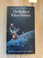 The Worlds of Robert Heinlein by Heinlein, Robert A. 1970 NEL First Edition