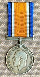 WW1 British War Medal – Rhodesia Native Regiment - RNR - Rhodesia and Nyasaland