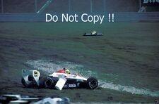 Ayrton Senna Toleman TG184 European Grand Prix 1984 Photograph