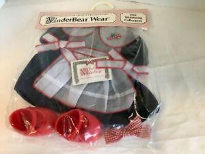 VanderBear Wear Tree Trimming Collection NIP Fluffy VanderBear
