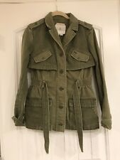 Anthropologie Jacket Coat Size XS Extra Small So Cute!