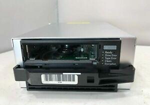 Quantum 8-00603-07 LTO5 FC Tape Drive HP w/tray UF-HE-LTO5-FC i500 i2000 i6000