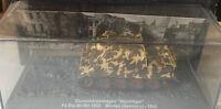 """DIE CAST TANK """" STURMMORSERWAGEN STURMTIGER 1002 MINDEN - 1945 """" 1/72"""