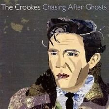 THE CROOKES - CHASING AFTER GHOSTS  CD ALTERNATIVE ROCK POP NEU