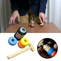 Unbreakable Wooden Man Magic Toy-High Quality