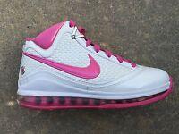 Nike Air Max LeBron 7 (VII) PE (Think Pink) Exclusive Sample Mens Sz 9