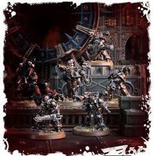 Chaos Space Marines Havocs - Warhammer 40.000 miniatures