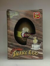 Magic Hatching SNAKE EGG Growing In Water Toys Children Kids Gift Toy, NEW