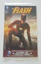 The Flash #123 Variant Cover Comic Funko DC Comics Legion Of Collectors