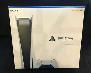 Sony PlayStation 5 Console Disc Version PS5 IN HAND BRAND NEW