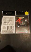 Matzuo America (2 Packs) Size 8 Qty. 10 105041