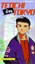 Tenchi in Tokyo Vol. 4 A New Enemy English Subtitled VHS Tape Anime Movie