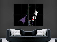 DARK Knight Batman Joker Gigantesco Muro Poster ART PICTURE PRINT GRANDE ENORME!
