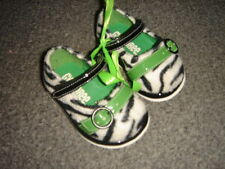 GYMBOREE MOD ZEBRA 1 01 SHOES INFANT BABY