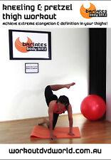 Barre Style Toning DVD - Barlates Body Blitz - KNEELING & PRETZEL THIGH WORKOUT!