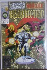 Silver Surfer / Warlock: Resurrection #1 (Mar 1993, Marvel)