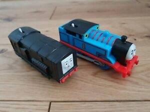 Thomas The Tank Engine Motorised Evolution Diesel, And Thomas Trains / In VGC