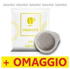 150 CIALDE CAFFE CARTA ESE44 CAFFE' LOLLO ORO + OMAGGIO