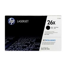 HP 26X CF226X Black LaserJet Toner Cartridge Brand New Sealed FREE SHIPPING