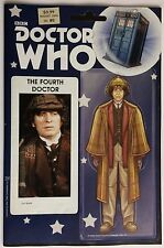 4th DOCTOR WHO Titan Issue #5 UK Exclusive Action Figure Photo Cover Comic Book