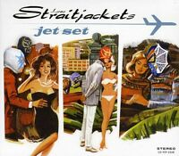 Los StraitJackets - Jet Set [New CD] Digipack Packaging