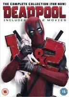 Nuevo Deadpool 1 / Deadpool 2 DVD (U087467DSP01)