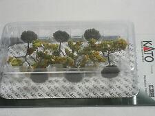 Kato n scale Deciduous Tree set 6pcs set Scenery trees 24-075