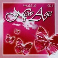 WORLD OF NEW AGE CD3  - CD ALBUM 12 TITRES