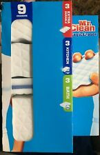 Mr. Clean Magic Eraser 9 pack Variety Cleaning, Extra Durable, Kitchen & Bath
