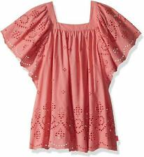 Seafolly Girls' Toddler Sweet Summer Angel Dress, Rose Pink, 2
