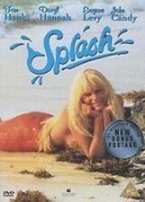 Splash (Tom Hanks Daryl Hannah) New DVD Region 4