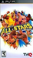 WWE All Stars (Sony PSP, 2011) NEW Sealed Free Shipping
